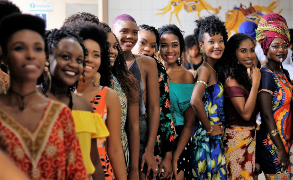 concurso miss afro